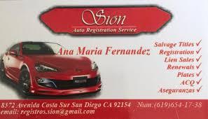 bureau des autos sion sion auto registration service inicio