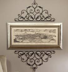 wrought iron decorative wall panels best 25 wrought iron wall