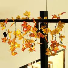 Autumn String Lights by Popular Light Fall String Buy Cheap Light Fall String Lots From