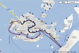 venice vaporetto map vaporetto routes in venice venice travel
