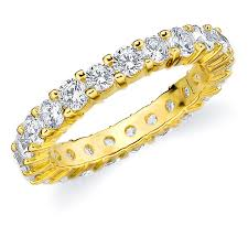 eternity rings gold images White gold eternity rings wedding bands white gold jpg
