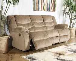 Recliner Sofas On Sale Tulen Mocha Reclining Sofa 9860488 Reclining Sofas
