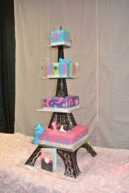 eiffel tower cake stand buy a crafted acrylic eiffel tower cake stand made to order