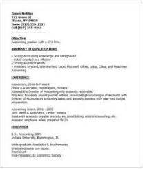 resume format accountant jobs free sample resume format