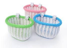 baskets for kids colorbasket 01297 kid s front handlebar bike basket