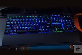 Keyboard Mechanical corsair k70 rgb rapidfire review mechanical gaming keyboard