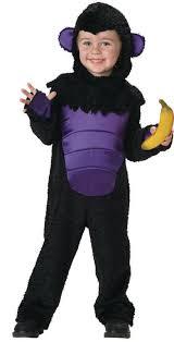 Gorilla Halloween Costume Goofy Gorilla Costume Toddler Costume Boys Costumes Kids