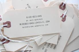 Crafters Supply Diy Business Cards U2013 Ricedesigns
