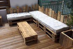 fabriquer canapé table basse étagère salon de jardin ou canapé les meubles en