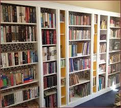 Ikea Billy Bookcase Ikea Billy Bookcase Built In Library Pinterest Ikea Billy