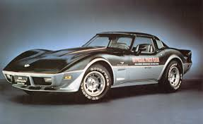 1978 corvette indy pace car and silver anniversary