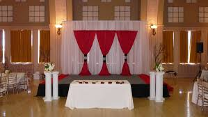 3 favorable wedding backdrops design arrangement wedding ideas