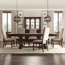 dining rooms sets flatiron baluster extending dining set by inspire q free