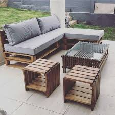 tables made out of pallets wood skid furniture stunning diy wood pallet ideas to creat modern