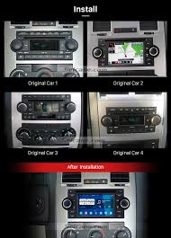 dodge charger touch screen seicane s09206 2002 2007 dodge caravan charger android 4 4 4 gps
