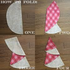 tree napkin tutorial by sew caroline skip to my lou
