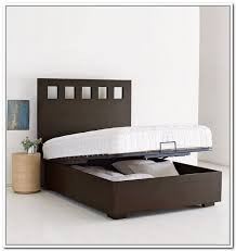 King Size Bed Frame With Storage Underneath King Size Bed Frame With Storage Underneath Home Design Ideas