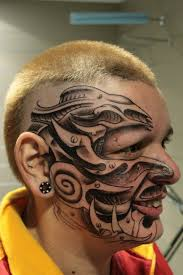 biomechanical tattoo face biomechanical tattoos and designs page 118