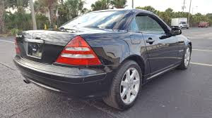2001 Benz 2001 Mercedes Benz Slk230 Convertible G17 1 Kissimmee 2017
