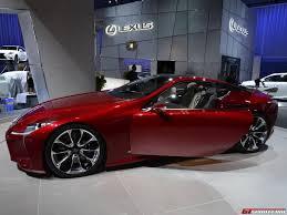 lexus lf lc hybrid concept coupe los angeles 2013 lexus lf lc gtspirit