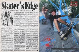 thrasher magazine march 1989