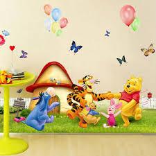 Pooh Nursery Decor Winnie The Pooh Nursery Room Wall Decal Sticker For Baby