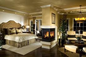 luxury master bedrooms with fireplaces large porcelain tile throws
