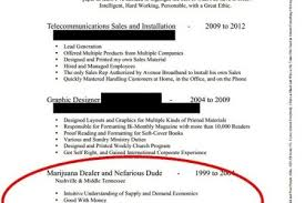 Funny Resume Examples by Best Funny Resume Reentrycorps