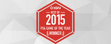 amazon black friday ps44 games playstation 4 game of the year ign u0027s best of 2015 ign