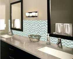 mosaic tiles bathroom ideas pedestal sink with backsplash bathroom ideas ideas glass tile in