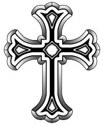 christian cross tattoo picture real photo pictures images and