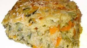 cuisiner quinoa gratin quinoa courgettes carottes la tendresse en cuisine