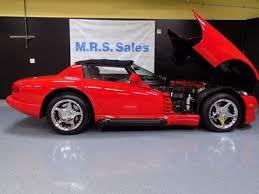 black dodge viper for sale 1994 dodge viper for sale carsforsale com
