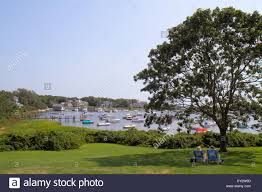 massachusetts cape cod harwich wychmere harbor harbour park boats