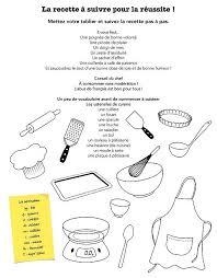 vocabulaire recette de cuisine les 63 meilleures images du tableau recettes et cuisine pour la
