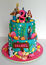 the mermaid cake the sea fondant cake toppers mermaid fondant