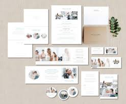 wedding planner business card photography marketing set for wedding photographers u0026 planners