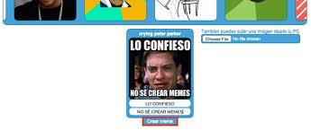 Crear Un Meme Online - cómo crear memes online con tus fotos chicageek