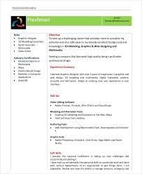 Soft Skills Resume Example by First Job Resume 7 Free Word Pdf Documents Download Free
