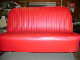 Ford Truck Upholstery 1949 Ford Truck Seat Treutlen Upholstery
