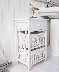 Bathroom Furniture White - maine narrow tall freestanding bathroom cabinet with 6 drawers for