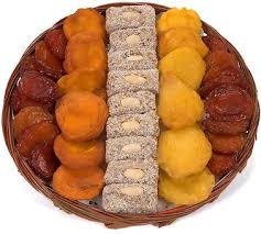 dried fruit gift dried fruit column platter gift party trays gifts nuts