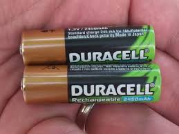 how to replace rechargeable batteries in outdoor solar lights