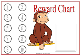 reward charts template template examples