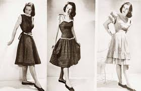 1940s fashion u2013 summer frocks u2013 june 1946 glamourdaze