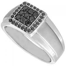 diamond men rings images Black diamond mens ring black diamond ring mens wedding ring jpg