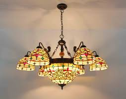 Stained Glass Pendant Light Furniture Idea Alluring Stained Glass Pendant Light Plus