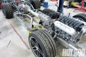 morrison camaro complete morrison chassis rod