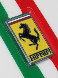 ferrari emblem ferrari logo on 360cs by jamesaevans on deviantart