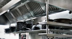 nettoyage grille hotte cuisine nettoyant degraissant entretien metier de bouche restaurant